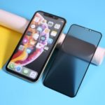 Anti-peep 5D Full Screen Tempered Glass Guard Film for iPhone XR 6.1 inch