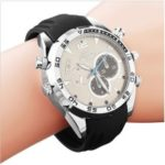 W5000 2 in 1 1080P Watch and Hidden Web Camera with Night Vision Function