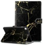 Pattern Printing Leather Stand Shell for Shell for Samsung Galaxy Tab S5e SM-T720 – Style A