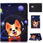 Shock-proof Pattern Printing Card Slot PU Leather Tablet Casing for Huawei MediaPad T5 10 – Aerospace Dog