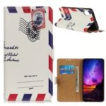 TPU+PU Leather Leather Phone Cover for Xiaomi Redmi 7A – Envelop