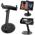 PG-9158 Multi-function 360 Degree Rotation Phone Holder Universal Tablet Phone Stand Bracket