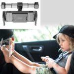 IPEGA Car Seat Back Phone Mount Holder Multi-function Bracket 360 Degree Rotation