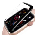 3D Full Glue Full Screen Cover Film for Apple Watch Series 4 40mm