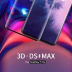 NILLKIN 3D DS+MAX Full Glue Curved Tempered Glass Film for OnePlus 7 Pro