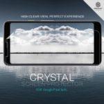 NILLKIN Anti-fingerprint HD Clear Phone Screen Protector Film for Google Pixel 3a XL