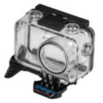 SHELNGKA FLW306 Waterproof Case Housing Case Diving Protective Housing Shell 40 Meter for DJI Osmo Action Camera – Black