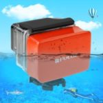 PULUZ PU46 Floaty Backdoor Case with Adhesive Sticker for GoPro Hero 6/5/5 Session/4 Session