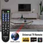 8GB HD 1080P SPY DVR Hidden Camera Remote Control Video Recorder Mini TV