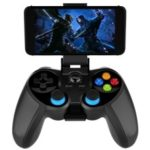 IPEGA PG-9157 Wireless Bluetooth Gamepad Controller Flexible Joystick with Phone Holder for Android iOS PC TV Box