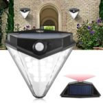 32-LED Human Body Induction Waterproof Wall Yard LED Solar Light