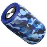 ZEALOT S32 Bluetooth 5.0 Wireless Outdoor Portable HIFI Subwoofer Speaker – Blue
