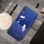 Pattern Printing Clear TPU Cell Phone Cover Case for Samsung Galaxy A30/A20 – Seal