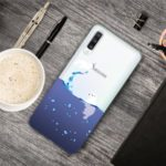Pattern Printing TPU Case for Samsung Galaxy A70 – Polar Bear