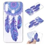 Pattern Printing TPU Cell Phone Cover for Huawei Y9 (2019) / Enjoy 9 Plus – Dream Catcher