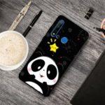 Pattern Printing TPU Cover Case for Huawei P20 lite (2019) / nova 5i – Panda