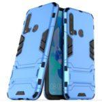 Cool Guard Kickstand PC TPU Hybrid Case for Huawei P20 lite (2019)/Nova 5i – Baby Blue