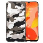 Camouflage Pattern TPU Case for Huawei nova 5 / nova 5 Pro – White