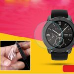 D30mm Explosion-proof Soft TPU Screen Film for Huami Amazfit Watch GTR 42mm