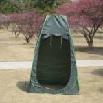 Portable Toilet Bath Changing Outdoor Camping Privacy Tent – Green