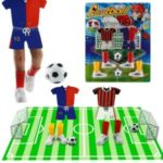Mini Soccer Game Finger Toy Football Match Funny Table Game Set
