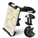 360° Rotatable Aluminum Alloy Construction Adjustable Bike Phone Pack