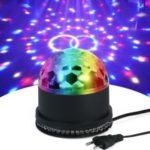 RGB LED Disco Ball Light AC110V-220V for Party/Celebration – EU Plug