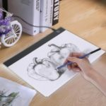 LED Graphic Tablet Writing Painting Light Box Tracing Drawing Board A4 Copy Table – Style 3