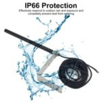 FS-002 Outdoor Waterproof Antenna Sealed Omnidirectional Antenna GSM GPRS 4GLTE Meter Reading Antenna – Black