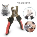 For Animals Cats Size S Stainless Steel Professional Pet Dog Nail Clipper Cutter Grooming Scissors Clippers
