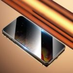 USAMS US-BH511 0.33mm Full-screen Tempered Glass Anti-Spy Film for iPhone XS Max 6.5 inch