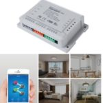 Sonoff 4CH R2 DIY 4-Way WiFi Smart Switch APP Remote Control for Amazon Echo Google Home