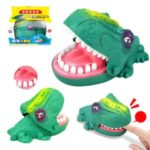 Dinosaur Dentist Bite Finger Toy Funny Tricky Tabletop Game