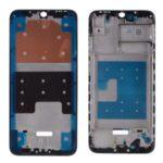 OEM Middle Plate Frame for Huawei Y6 (2019, with Fingerprint Sensor) – Black
