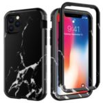 Water Transfer Printing TPU + PC Hybrid Phone Cover for iPhone 11 Pro 5.8 inch (2019) – Style A