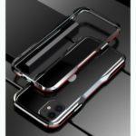 Screw Lock Metal Bumper Case for iPhone 11 6.1-inch – Red
