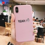 Printing Style TPU Phone Case for iPhone 5 6 6s 6 Plus 6s Plus 7 8 7 Plus 8 Plus X XS XR XS Max – Pink/iPhone 6/6s