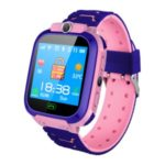 Z5 Kids Children Students Location Daily Life Waterproof Smart Watch – Pink