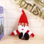 Santa Claus Elf Shape Red Wine Bottle Christmas Decoration – Santa Claus