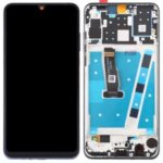 LCD Screen and Digitizer Assembly + Frame Replacement for Huawei P30 Lite / nova 4e – Black