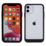 MERCURY GOOSPERY for iPhone 11 6.1 inch Detachable Acrylic+TPU+PC Covering – Black