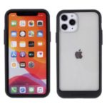 MERCURY GOOSPERY for iPhone 11 Pro 5.8 inch Stylish Detachable Acrylic + TPU + PC Shell – Black