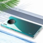 X-LEVEL Anti-slip Soft TPU Cell Phone Case Covering for Huawei Mate 30 Pro – Transparent