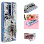 Embossed Glitter Powder Quicksand TPU Back Case for Xiaomi Redmi K20/Mi 9T/K20 Pro/Mi 9T Pro – Dandelion