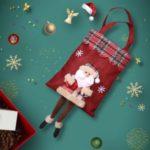 Christmas Creative Doll Christmas Gift Bag Christmas Tree Pendant – Santa Claus