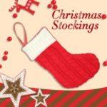 Christmas New Style Knitting Calendar Christmas Socks Gift Bag Christmas Tree Pendant – Red/Style 2