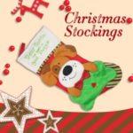 Christmas Creative Dog And Cat Christmas Gift Stockings Christmas Tree Pendant – Bear