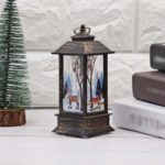 Christmas LED Night Light Desk Lamp Elk Design Light – Style 1
