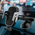 USAMS US-CD101 Full Automatic Touch Wireless Charging Bracket (Central Console Version)
