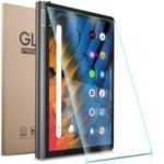 For Lenovo Yoga Tab 5 9H Full-screen Covering Tempered Glass Protector 0.25mm Arc Edge Film